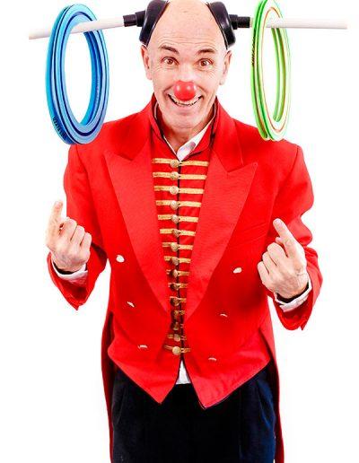 Circus Themed Show UK