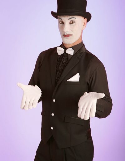 Best Mime Artist for Film and TV