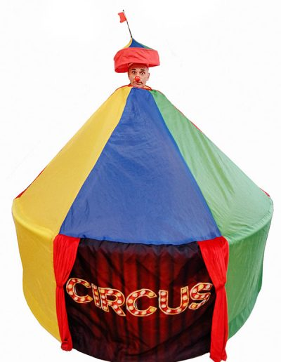 Walkabout Circus Tent