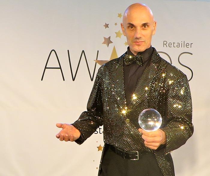 award winning entertainer jason maverick