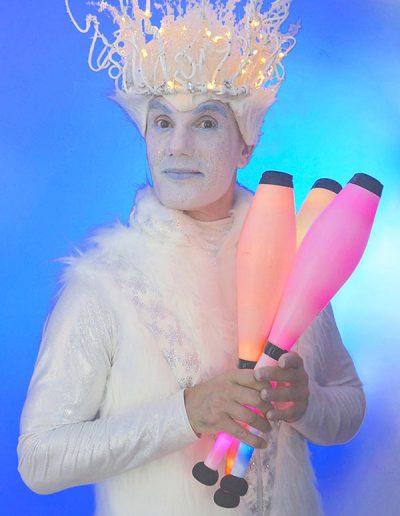 Jack Frost Juggler