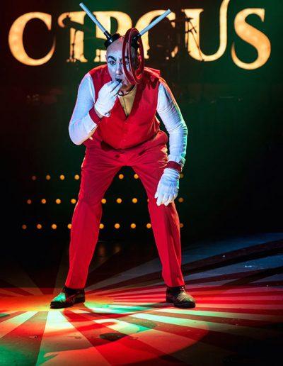 Circus Mime Act