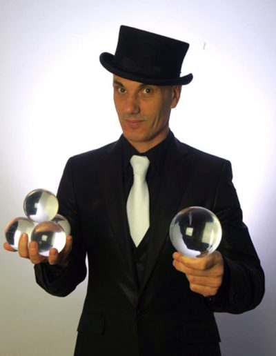 Hire a Professional Contact Jugglers